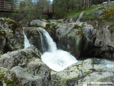 Cascadas Purgatorio,Bosque Finlandia; grupos de senderismo; senderismo singles madrid